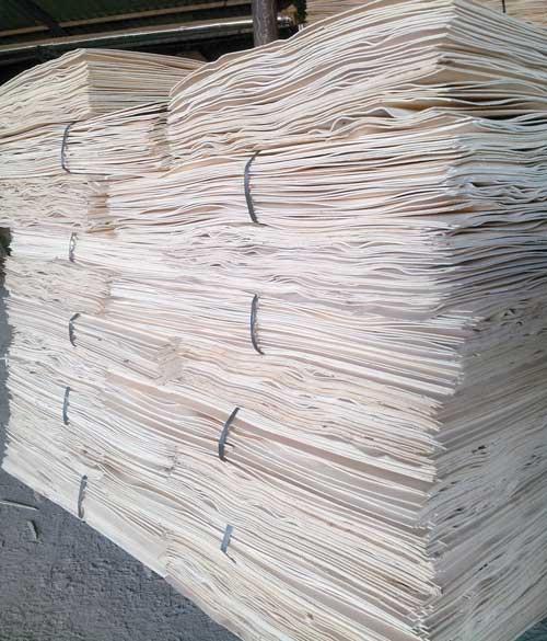 Ván lạng cao su 550 x 550 x 1.5